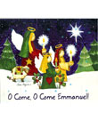 Advent Calendar - O Come O Come Emmanuel