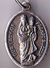 OLO Prompt Succor Inexpensive Oxidized Medal