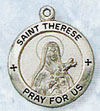 St Therese Medal