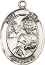 St Mark Sterling Silver Medal