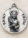 St Faith Medal