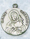 St Gregory Pewter Medal
