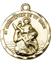 St Christopher Medal