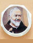 St. Padre Pio Rosary Case
