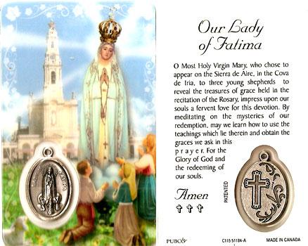 The Fatima Prayer Book