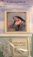 Our Lady of Tears Chaplet with Prayers