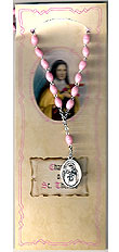 St Theresa Rosary Chaplet