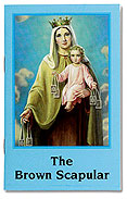 Brown Scapular Booklet