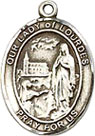 Blessed Virgin Our Lady of  Lourdes Small Medal
