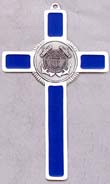 Coast Guard Pewter Military Cross