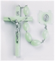 Luminous Oval Bead Wall Rosary