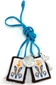 Child's Wool Scapular, Blue