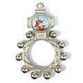 St Michael Rosary Ring