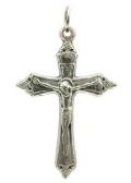 1.5 Inch Antique-look Crucifix