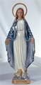 12 Inch Our Lady of Grace Statue