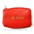 Rosary Case - Red with Zipper