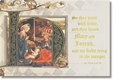 They Went with Haste Christmas Cards, Set of 10