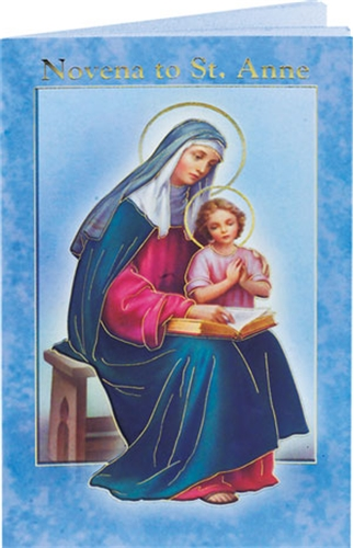 Saint anne novena