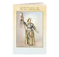 St Joan of Arc Novena and Prayers Booklet