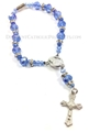 Magnet Clasp Auto Rosary - Pick a Color