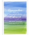 Remember That You Are Never Alone St. John Paul II Greeting Card