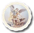 St. Michael 3 Inches Auto Sticker