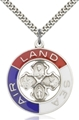 Air Land Sea Special Forces Medal Colored