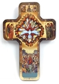 7 Inches Confirmation Wall Cross