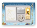 Blessed Occasion White 6 pc. Deluxe Communion Gift Set
