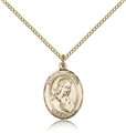 St Philomena Gold Filled Medal