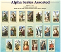 ALPHA Assorted Holy Cards