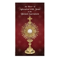 An Hour of Adoration Trifold Card