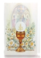 Small Chalice First Communion Prayer Book in Spanish