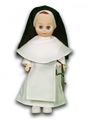 Nun Doll - 2 Orders to Choose From!