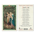 Parent's Creed Laminated Prayer Card