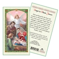 St. Andrew Christmas Novena Prayer to Obtain Favors Laminated Prayer Card