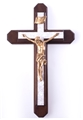 Pearl Inlay Sick Call Crucifix
