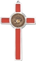 Marine Corp Pewter Military Cross