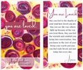 You are Loved Prayer Card