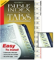 Catholic Bible Index Tabs