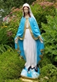 Our Lady of Grace Vinyl Outdoor Statue