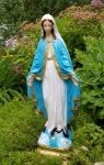 24 inch Our Lady Of Grace Garden Statue - Select Color