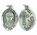 Pewter Pope St. John Paul II Medal