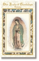 Our Lady of Guadalupe Novena Book