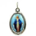 Our Lady of Grace Picture Medal