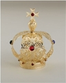 Infant of Prague Replacement Crown for 16 inch Statue