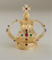 Infant of Prague Replacement Crown for 24 inch Statue