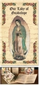 Our Lady of Guadalupe Patron Saint Prayer Folder