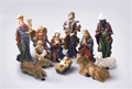 18 inch Classic Nativity Set, 11 piece