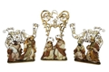 Nativity Set with 3 Set Pieces